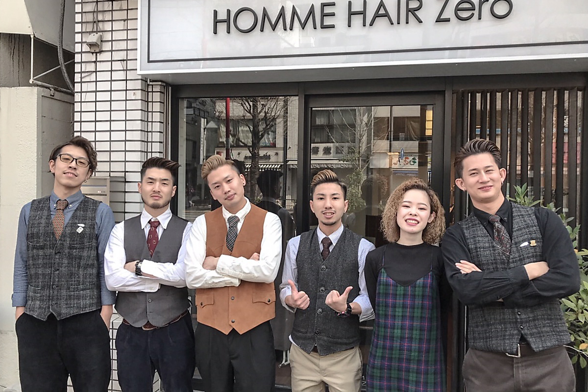 HOMME HAIR TEAM